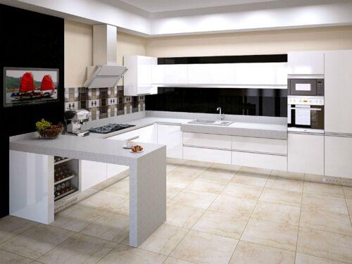 Виды планировок кухонь