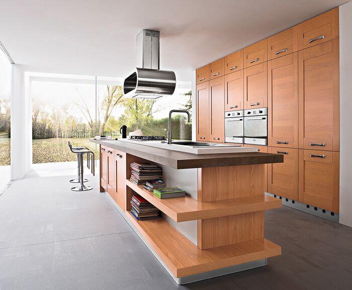 Кухня Quadra фабрики ArTre