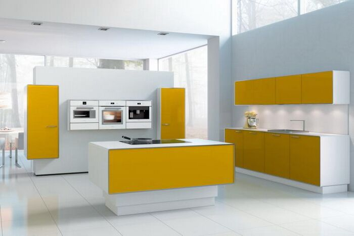 Кухня Pia фабрики Allmilmoe