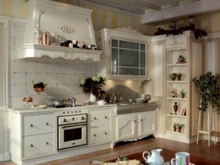 Мебель для кухни в стиле прованс – особенности выбора