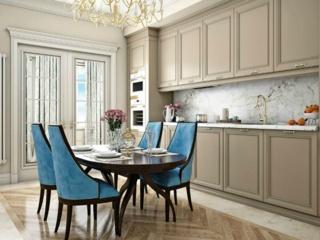 Мебель для кухни в стиле неоклассика