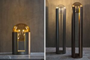 Фото  Flou Softwing lamp