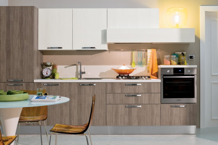 Кухня Start-Time от фабрики Veneta Cucine в Москве от компании ...